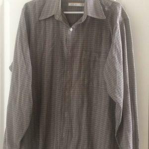 Men's John Henry shirt 16 1/2 34/35